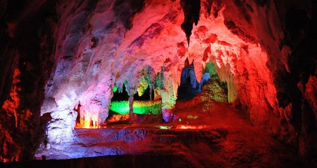 עדכני מערת אבשלום (הנטיפים) | מערות ואגדות RU-08